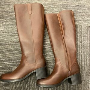 Clarks Tall Boots